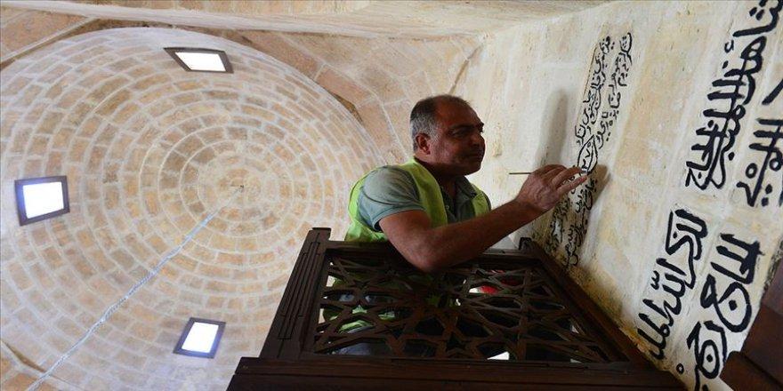 'Peygamberler Şehri'nin camileri ihya ediliyor