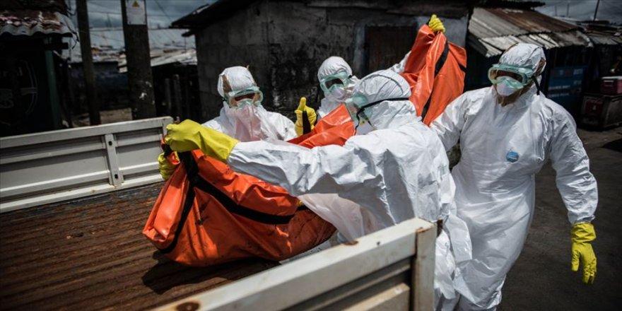 Kongo'da Ebola ölümleri bin 500'ü geçti