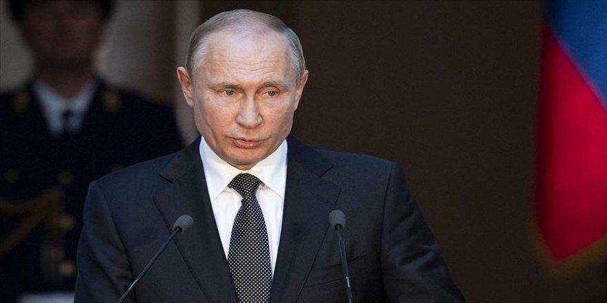Putin, NATO'yu sorumlu tuttu