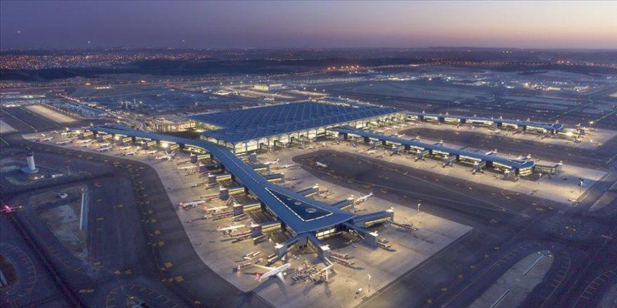 İstanbul Havalimanı havadan fotoğraflandı