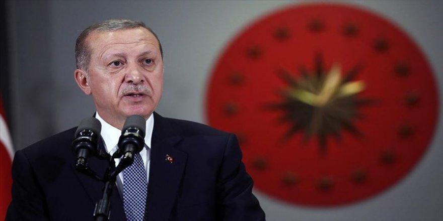 Cumhurbaşkanı Erdoğan'dan 'Bilgi ve İletişim Güvenliği Tedbirleri' genelgesi