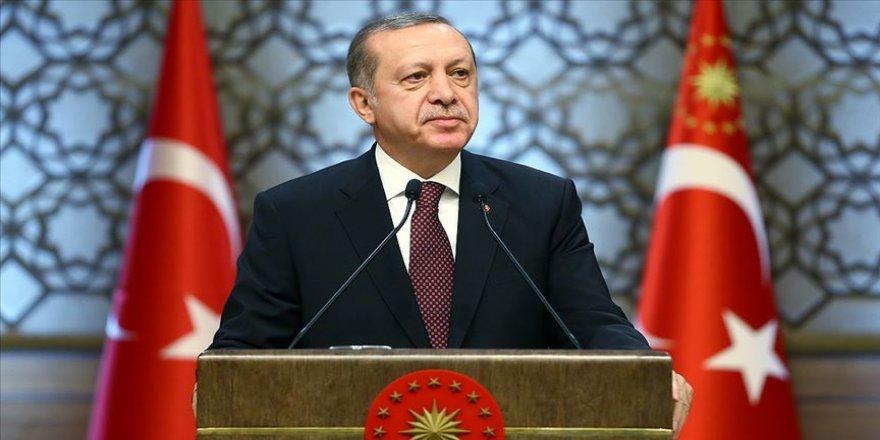 Erdoğan'dan hasta ziyareti