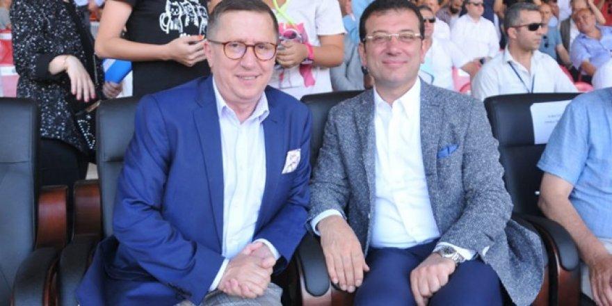Türkkan, İmamoğlu ile Kırkpınar'da buluştu