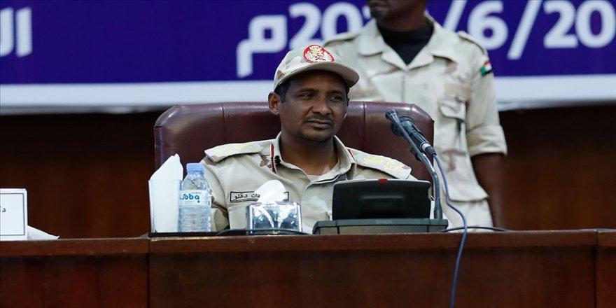 Sudan, Suudi Arabistan ve BAE'nin yardımlarına 'dokunmadı'