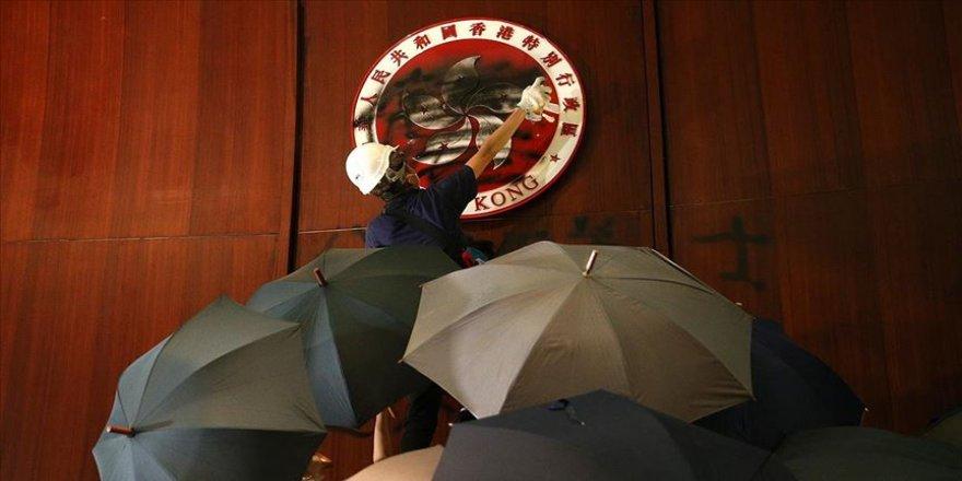 Hong Kong yönetiminden 'yasa tasarısı öldü' açıklaması