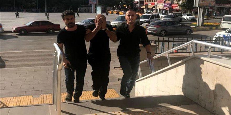 Kırıkkale'de tornavidalı hırsız yakalandı