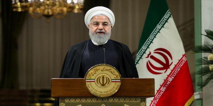 'İran, diplomasi ve müzakere kapısını sonuna kadar açık bırakmıştır'