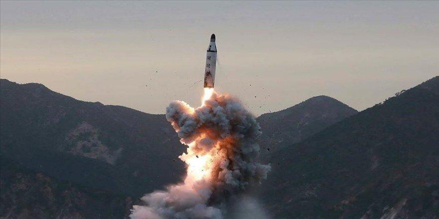 Kuzey Kore'nin iki füze ateşlediği iddiası