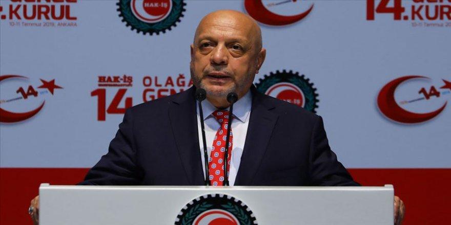 Mahmut Arslan yeniden seçildi