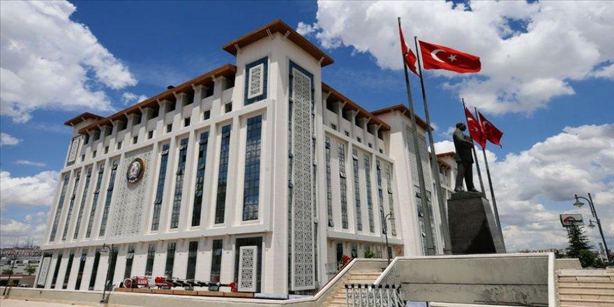 Ankara Emniyeti'nin yeni binası pazartesi hizmete giriyor