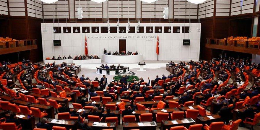 Meclis, özel gündemle toplanacak