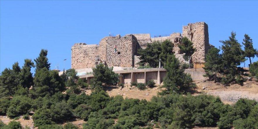 Ürdün'de Haçlılara direnen Aclun Kalesi