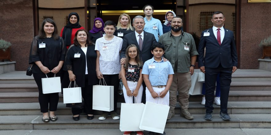 Genelkurmay'da 15 Temmuz Demokrasi ve Milli Birlik Günü töreni