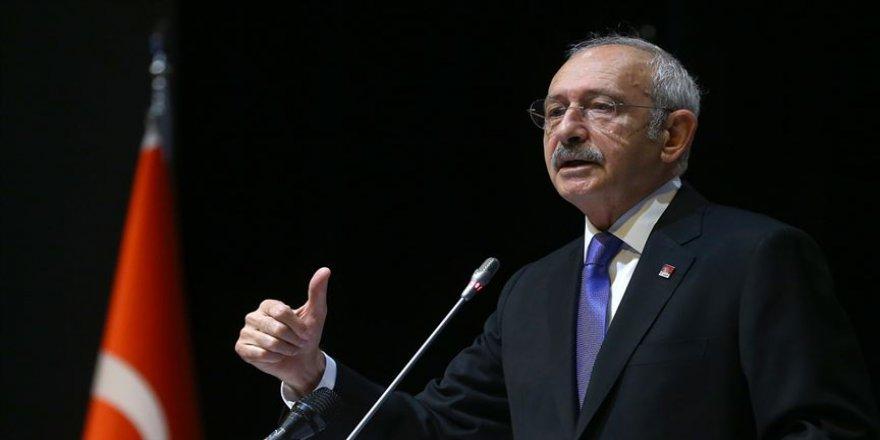 CHP Genel Başkanı Kılıçdaroğlu: S-400'ler Türkiye'nin kendi hakkı ve hukukudur