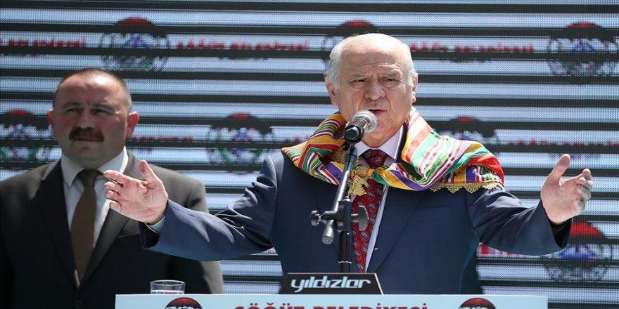 'Cumhurbaşkanlığı Hükümet Sistemi Türkiye'nin ümididir'