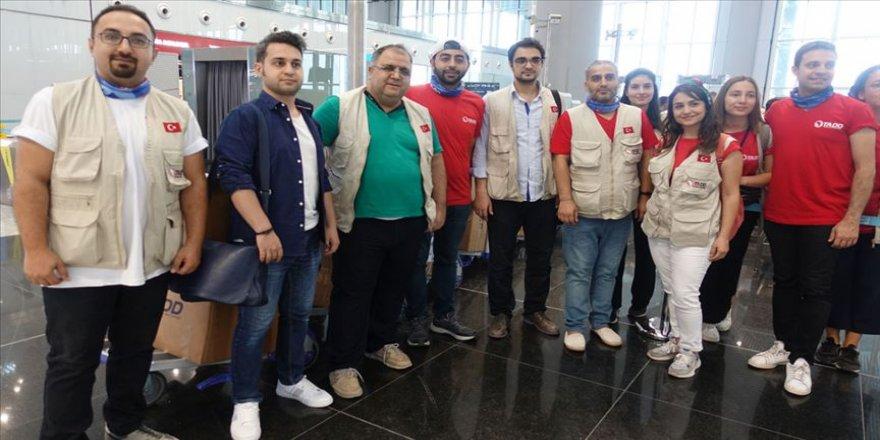 Türk diş hekimleri 5 bin kişiyi tedavi edecek