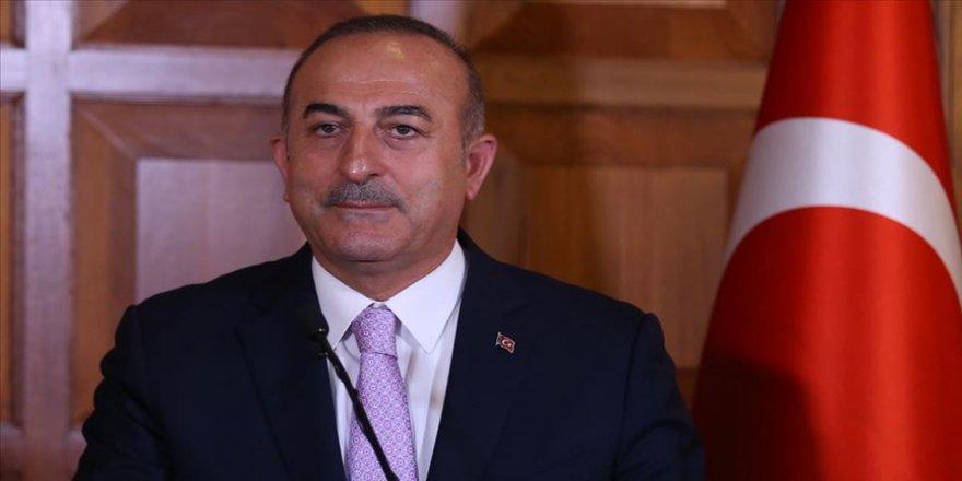 Çavuşoğlu'ndan Doğu Akdeniz diplomasisi