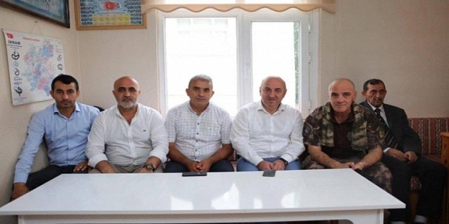 Darıca'da 15 Temmuz Şehidimiz için Kur-an okutuldu