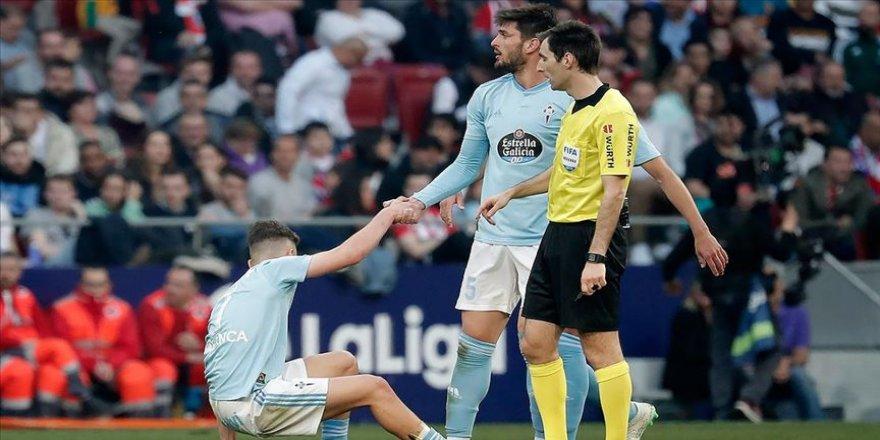 Emre Mor ve Okay Yokuşlu, Celta Vigo ile antrenmanlara başladı
