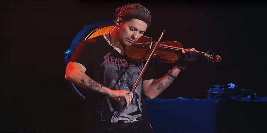Ödüllü sanatçı David Garrett İstanbul'da sahne alacak