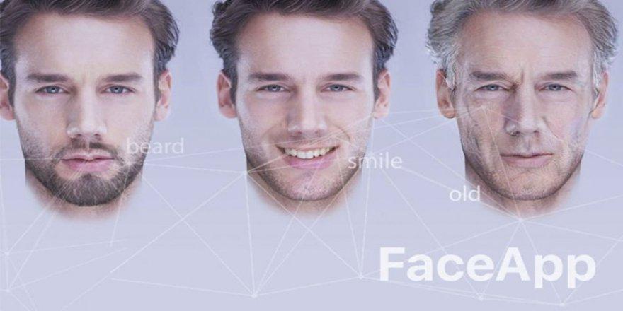 FaceApp büyük verinin yeni oyunu mu?