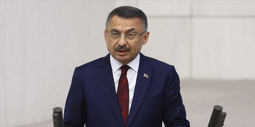 Cumhurbaşkanı Yardımcısı Oktay: Düzce'deki tüm vatandaşlarımızın tahliyesi sağlanmıştır