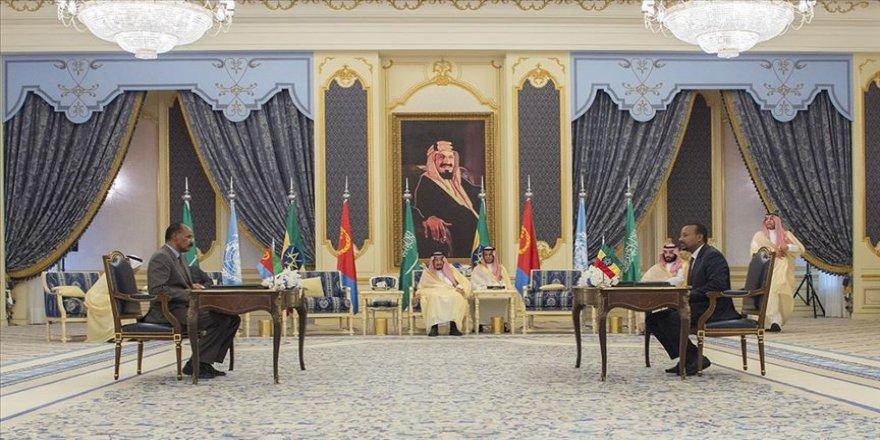 Etiyopya ve Eritreli liderlerden 'barış sürecek' mesajı