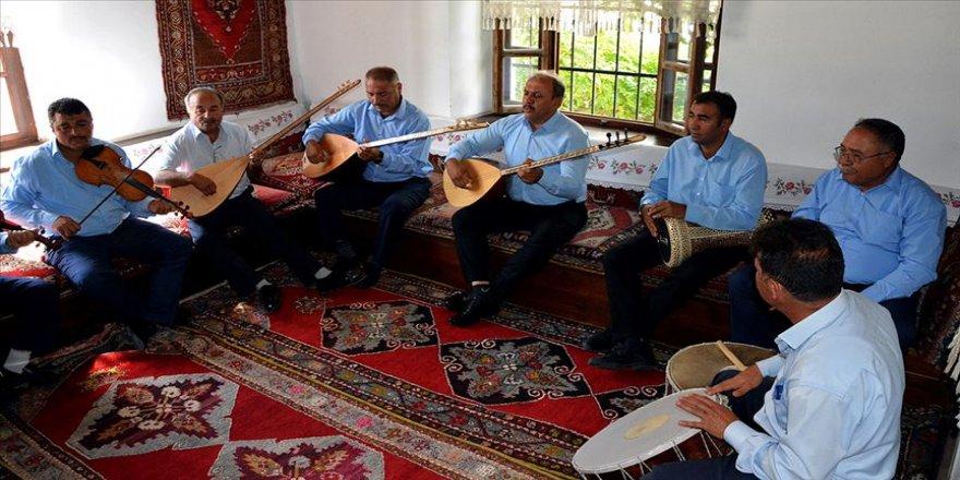 Neşet Ertaş'ın beslendiği müzik kaynağı UNESCO yolunda