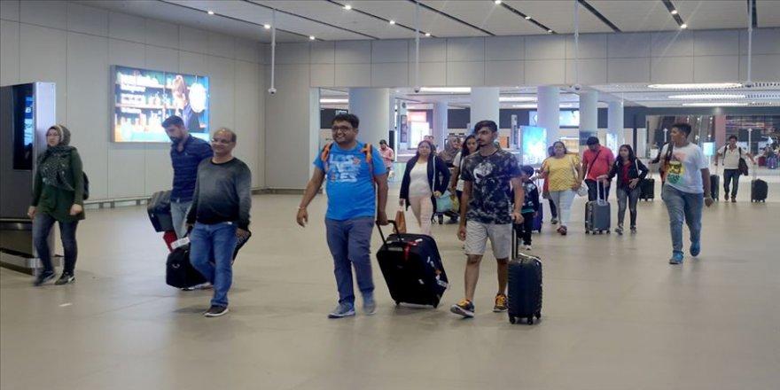 Tatilciler Kurban Bayramında yurt dışına gidiyor
