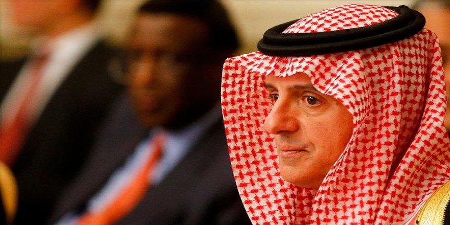 Suudi Arabistan'dan uluslararası topluma çağrı