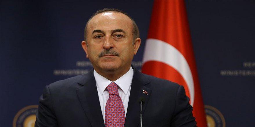 Dışişleri Bakanı Çavuşoğlu: ABD hasmane tutum sergilerse karşı adımlar atarız