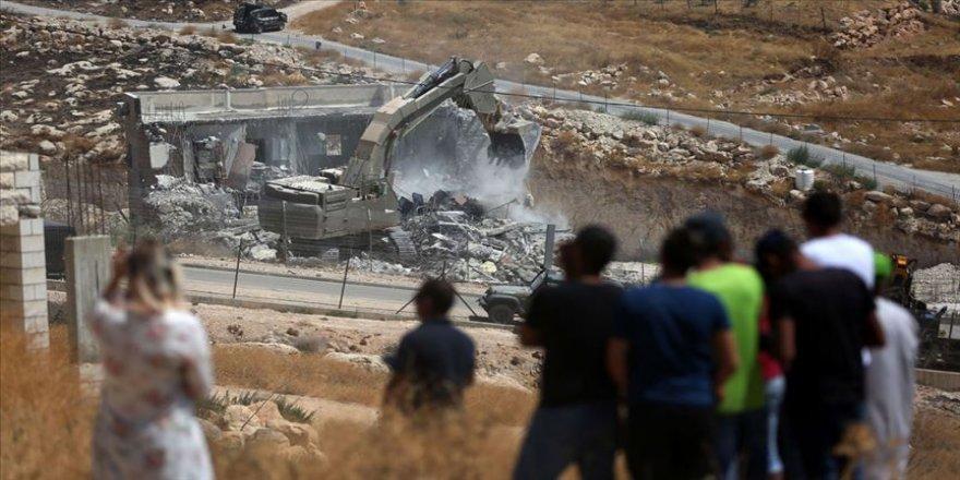 Hamas ve İslami Cihad'dan İsrail'e yıkım tepkisi