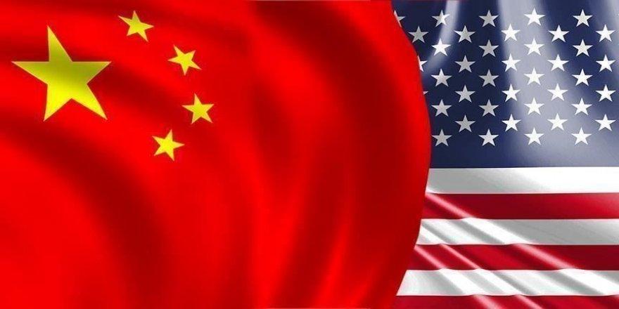 Çin'den ABD'ye 'Hong Kong'dan kara elini çek' çağrısı