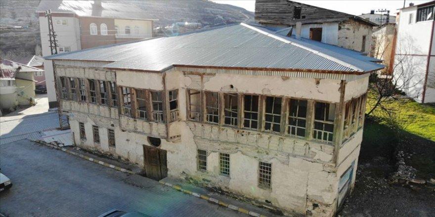 125 yıllık tarihi konak restorasyonla turizme kazandırılacak