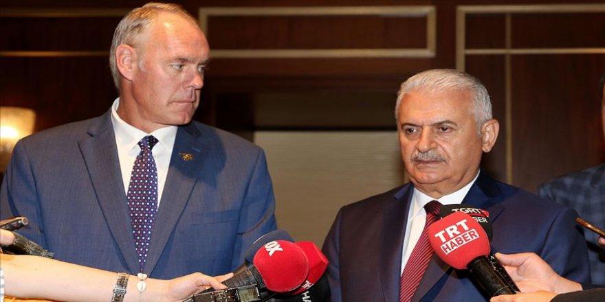 Türk-Amerikan ilişkileri sadece savunma konularıyla sınırlı değil'