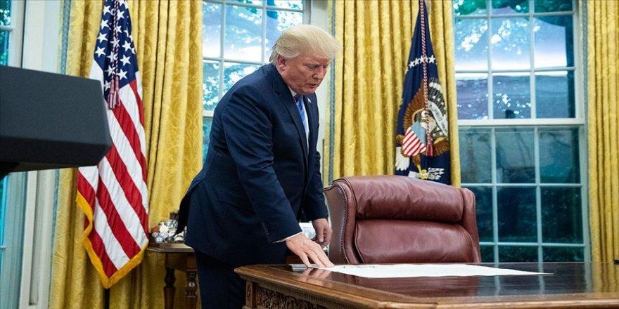 Trump, Cumhuriyetçi senatörlerle Türkiye'yi görüştü