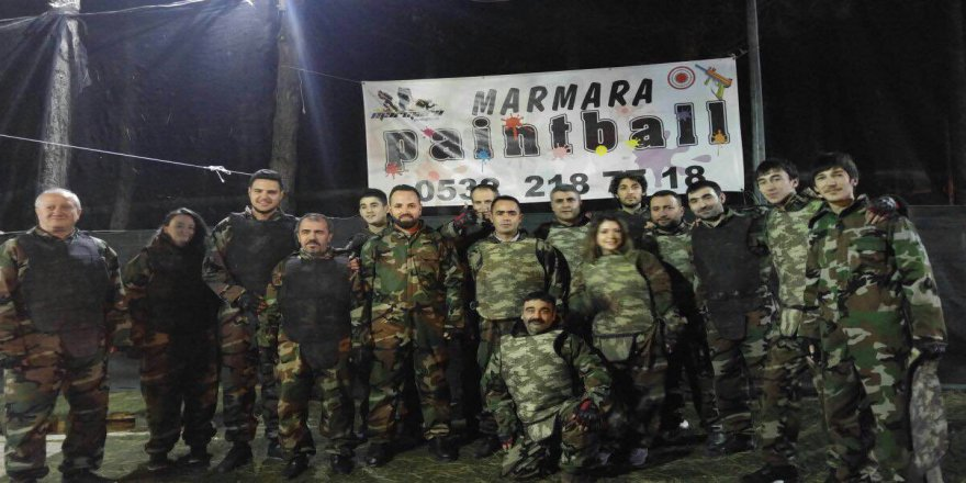 Marmara Paintball İle Ailenize İyi Bir Hafta Sonu