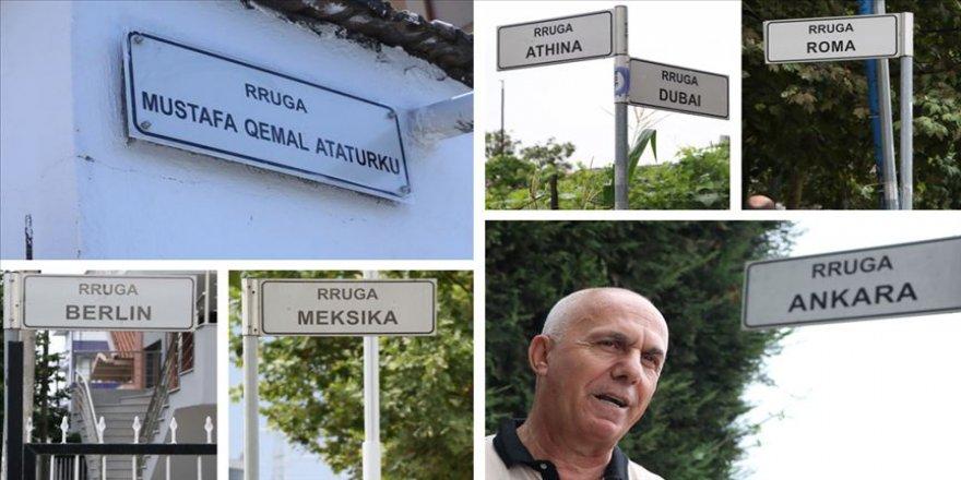 Dünya metropollerinin 'buluştuğu' Arnavutluk şehri: Kamza