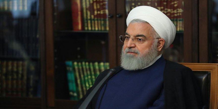 İran Cumhurbaşkanı Ruhani: ABD ile müzakere fırsatını kaçırmadık