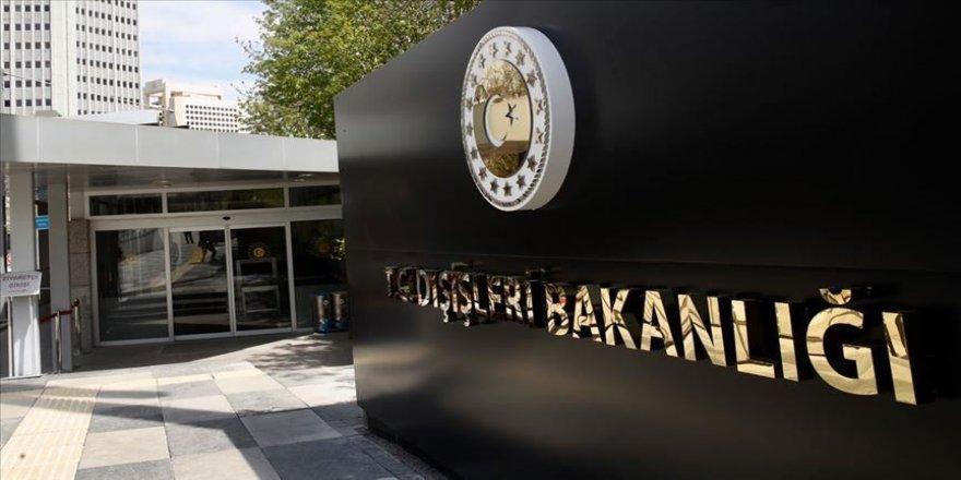BM Güvenlik Konseyi'nın Kıbrıs kararına Türkiye'den tepki