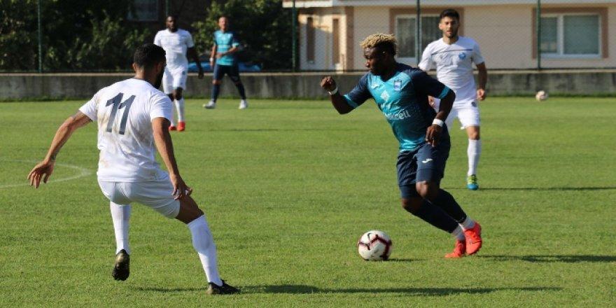 Adana Demirspor, Azerbaycan ekibini yendi