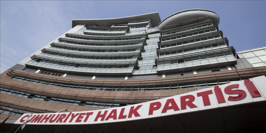CHP şok istifalar
