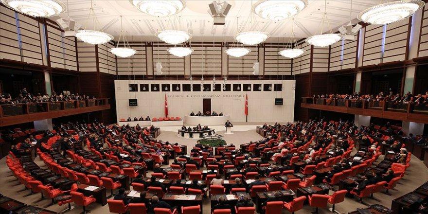 Meclise sunulan kanun tekliflerinde 3 kat artış