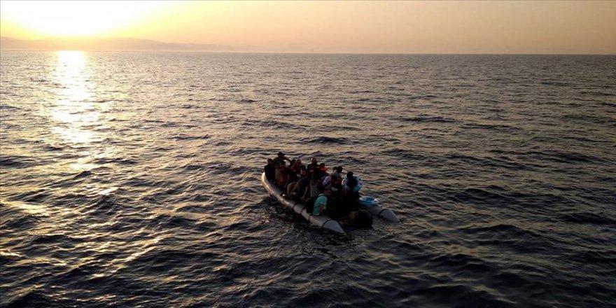 3,5 yılda 796 bin düzensiz göçmen yakalandı
