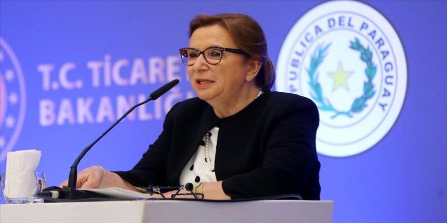 Ticaret Bakanı Pekcan: İş dünyasına destek vermeye kararlıyız