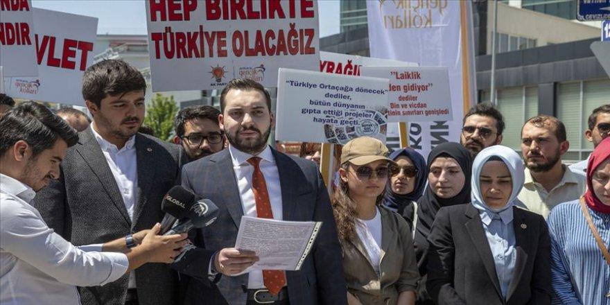 AK Parti'yi kapatma davasının 11. yılında Gençlik Kolları toplandı