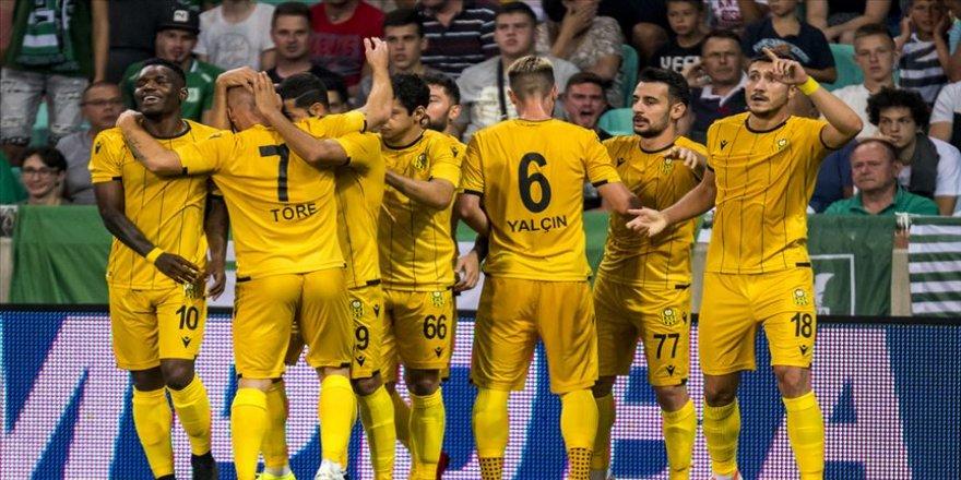 Yeni Malatyaspor, UEFA'da hedefine bir adım daha yaklaştı