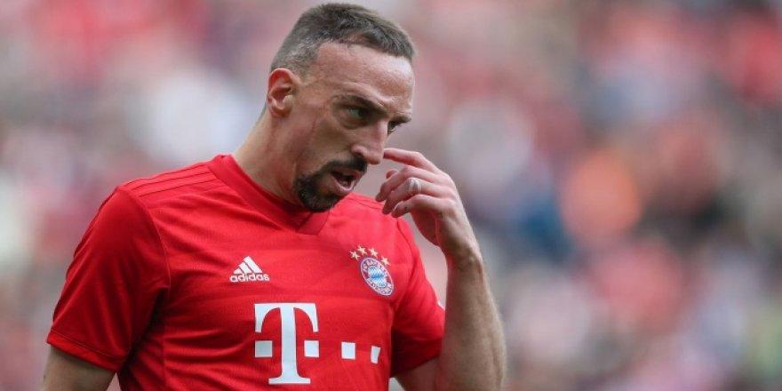 Ribery'nin son talibi şaşırttı
