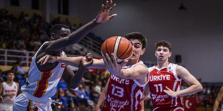 Türkiye U18 Avrupa Basketbol Şampiyonasında ikinci oldu