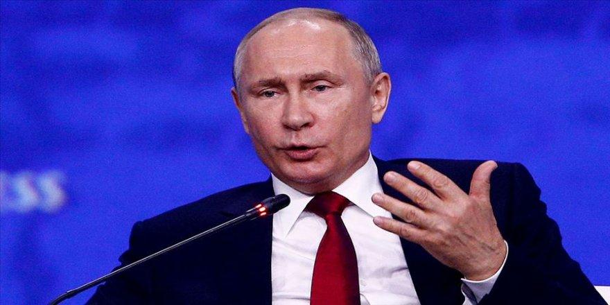 Putin: ABD'nin eylemleri kontrolsüz silah yarışına yol açabilir